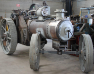 Historic Steam Restoration